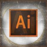 アドビ イラストレーターのロゴ